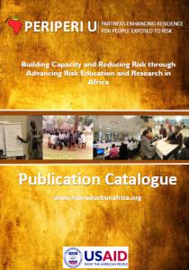 Publication Catalogue